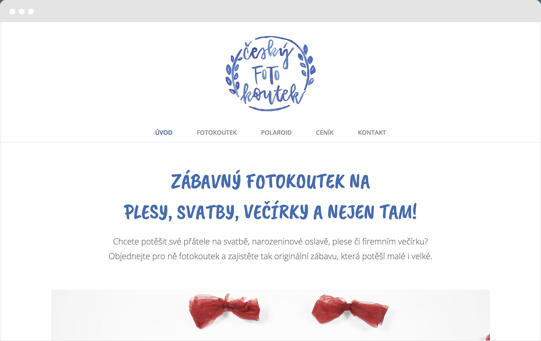 Český fotokoutek