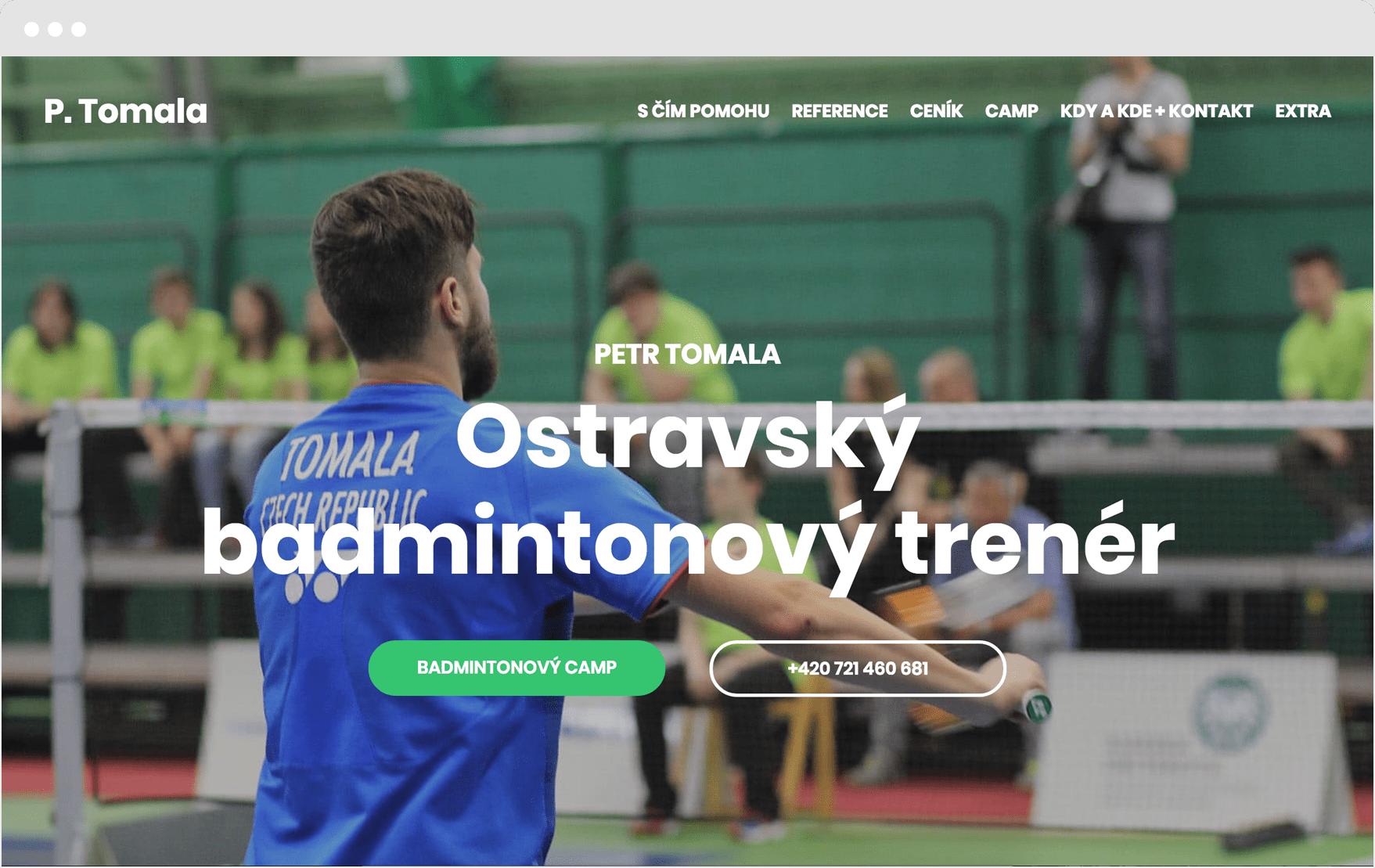 Reference www.trener-ostrava.cz